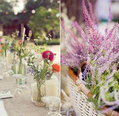 Flores silvestres especial decoracion