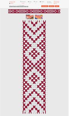 Normal friendship bracelet pattern added by CWillard. Diy Friendship Bracelets Tutorial, Braided Friendship Bracelets, Diy Friendship Bracelets Patterns, Diy Bracelets Easy, Bead Loom Bracelets, Bracelet Crafts, Bracelet Tutorial, Macrame Bracelets, String Bracelet Patterns