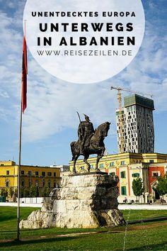 Albanien gilt noch als Geheimtipp, das wird sich vermutlich in absehbarer Zeit ändern.