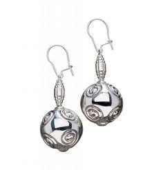 Halikon käätykorut -korvakorut, Kalevala jewelry.