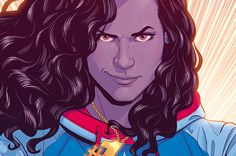 Hell Yes, America Chavez Is Getting Her Own Marvel Solo Title