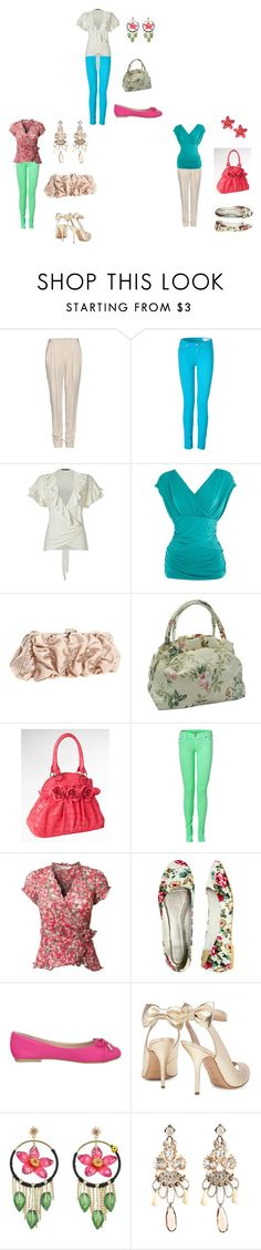 """""""Bright Spring romance"""" by brightspring ❤ liked on Polyvore featuring Burberry, rag & bone, Polo Ralph Lauren, Coast, Jessica McClintock, Big Buddha, True Religion, EAST, Wet Seal and Wanted"""