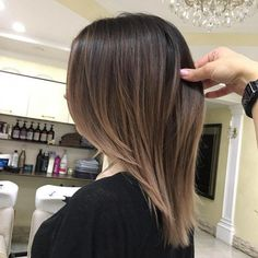 28 Top Blonde Ombre Hair Color Ideas for 2019 - Style My Hairs Ombre Hair Color For Brunettes, Brunette Color, Medium Hair Styles, Short Hair Styles, Hair Medium, Balayage Hair Blonde, Brown Balayage, Balayage Ombre, Balayage Straight