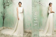 10 vestidos de novia de seda diferentes