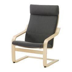 POÄNG Cojín de sillón - Finnsta gris - IKEA 34 euros