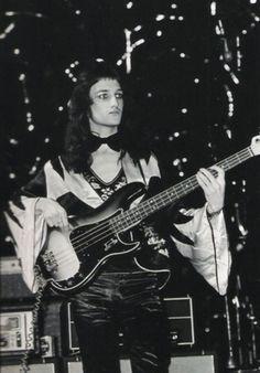 Early John Deacon