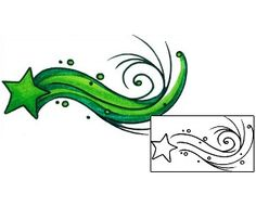 Shooting Star Tattoos Created by Andrea Ale Shooting Star Drawing, Shooting Star Tattoo, Shooting Stars, Celestial Tattoo, Astronomy Tattoo, Venus Symbol, Tattoo Templates, Star Tattoo Designs, Drawing Clipart