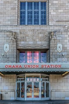Union Station - The Durham Museum, Omaha, Nebraska
