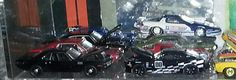 Hemi Cuda' & Late Model Camaro . GM Performance Parts Firebird Pro Stock NHRA .