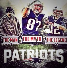 This is my team and this is our story! For us there is no impossible battle! Aim for victory! #PatriotsNation #GoPats