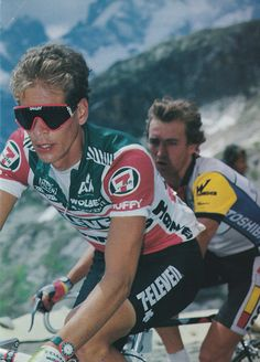 Andy Hampsten by Numerius on Flickr.
