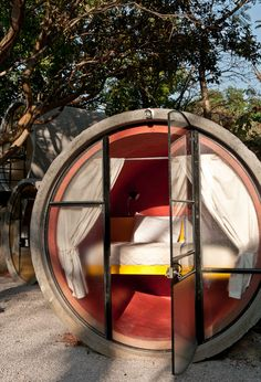 Se estiver a planear umas férias pelo México, sugerimos-lhe uma hospedagem diferente na cidade de Tepoztlan. Funciona como um albergue, ...