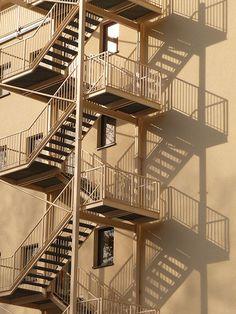 Stairs, Haus Löwenstein in Bad Ems