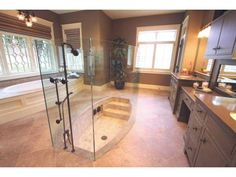 Master Bathroom traditional bathroom - Daily Home Decorations Dream Bathrooms, Dream Rooms, Beautiful Bathrooms, Master Bathrooms, Small Bathroom, Luxury Bathrooms, Bling Bathroom, Garden Bathroom, Bathroom Tubs