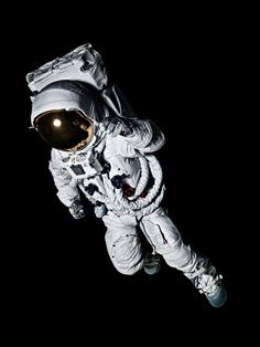 astronaut - Well, with the end of our manned flights, we'll have fewer. I guess that's the silver lining in the loss of that program, I guess.