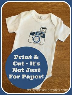 Print & Cut - Its No