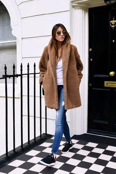 Teddy Jas We.40 Best Teddy Coat Images Woman Fashion Fall Winter Fashion