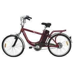 Yukon Trail Navigator Electric Bike
