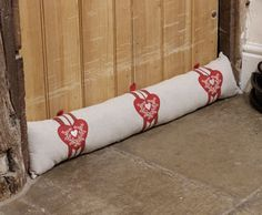 Heart Draught Excluder