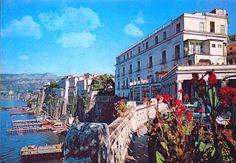 Bellevue Syrene's view from terrace Villa Pompeiana (http://bellevue.it/)