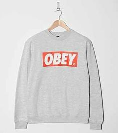 Obey sweater♡