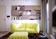Beautifully Modern Youthful Residence For A Modest Loved Ones | 2014 Interior Design