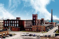 How a former cotton factory became a creative hub in Hamilton, Ont. Art is now the hottest commodity in the city that steel built Art Gallery Of Hamilton, Hamilton Ontario Canada, Creative Hub, New Pictures, How To Become, Vacation, Explore, Mansions, Architecture