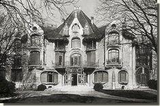 Designer saves the Art Nouveau: Art Nouveau Minibios authors