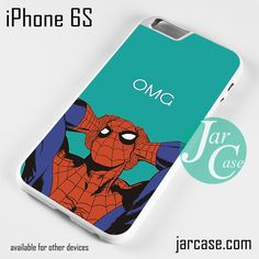 spiderman omg Phone case for iPhone 6/6S/6 Plus/6S plus