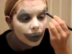 Homestuck Gamzee - Makeup Tutorial