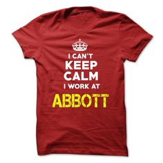 I Work At Abbott Special Edition