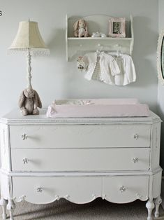 Shabby Chic Nursery Design, Pictures, Remodel, Decor and Ideas