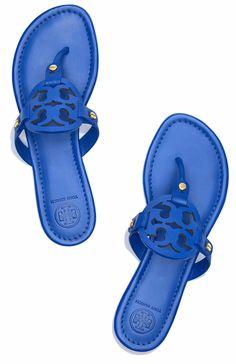 f2923237b173e Tory Burch Miller Sandal Cute Sandals