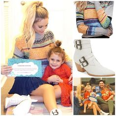 Amanda Stanton wore a Free People sweater and Matisse boots on her Instagram yesterday  Shopping info at www.starstyle.com  #amandastanton  #starstyle #celebritystyle #freepeople #bachelorpad #thebachelor #celebrityfashion  #style  #fashion #ootd #lotd #fashionblog #styleblog #matisse #joshmurray