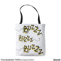 Bee NurseryNursery DecorHoney BeesTote Bags Cute Bumblebee TOTE