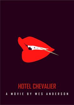 Hotel Chevalier / Wes Anderson