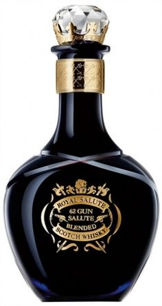 Chivas Regal 62 Gun Salute limited edition