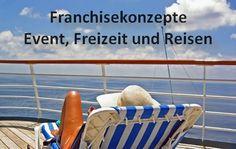Genau das Richtige für die Urlaubszeit: Franchise-Konzepte aus dem Bereich Event, Freizeit und Reisen: http://www.franchisedirekt.com/eventfreizeitreisenfranchise/148