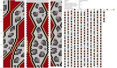 Crochet Rope, Bead Crochet, Beading Patterns, Beads, Creative Ideas, Beaded Jewelry, Strands, Plants, Templates