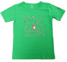 This shirt was made for my son. At least: i printed it, but my son wrote the text