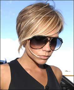 Victoria+Beckham+Short+Haircut have wanted to do this for a long time just haven't been brave enough yet!
