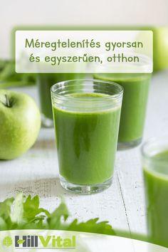 Egészséges zöld turmix receptek Cantaloupe, Food And Drink, Fruit, Drinks, Cooking, Desserts, Drinking, Kitchen, Tailgate Desserts