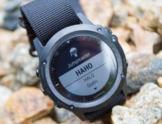 Introducing the Garmin Tactix Bravo #Watch, the watch that is so much more.