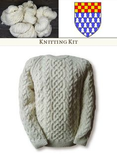 Fleming Knitting Kit