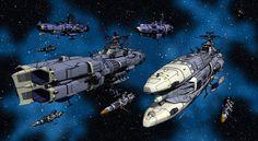 アニメ「宇宙戦艦ヤマト」で、乗れるならどの艦に、搭乗(乗り込み ...