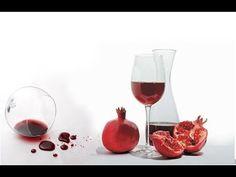 Как вывести пятна от гранатового сока и ягод с белья.
