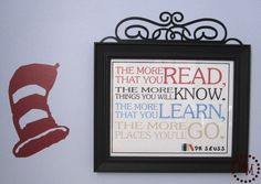 summer reading printables but a wonderful quote from dr seuss