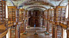 Abbey Library, St. Gallen, Switzerland