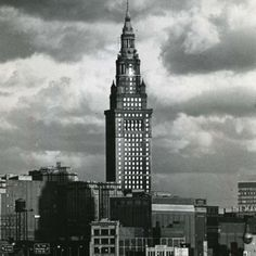 Terminal Tower, Cleveland