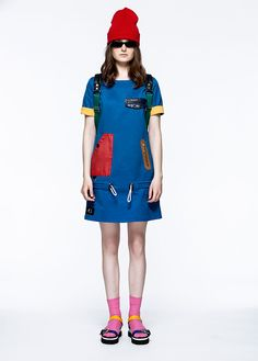 SPRING SUMMER 16 CollectionsCollezioni时装系列Коллекцииコレクション - MOSCHINO EXPERIENCEMOSCHINO EXPERIENCE